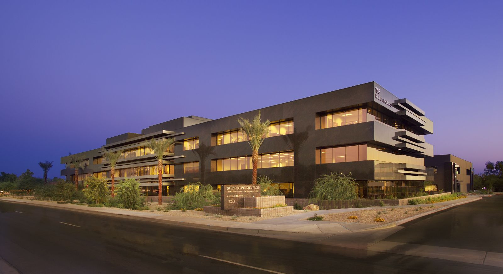 Nautilus Insurance Scottsdale Az Industrial Buildings House