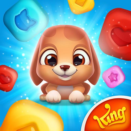Pet Rescue Puzzle Saga Kostenlos Am Pc Spielen So Geht Es Animal Rescue Pet Rescue Saga Animal Games
