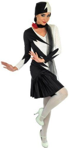 1920s Millie Charleston Flapper Female Fancy Dress Costume US 10-12 by Parties Unwrapped Ltd, http://www.amazon.com/dp/B008GN2NVW/ref=cm_sw_r_pi_dp_CDggrb0KX4PYM