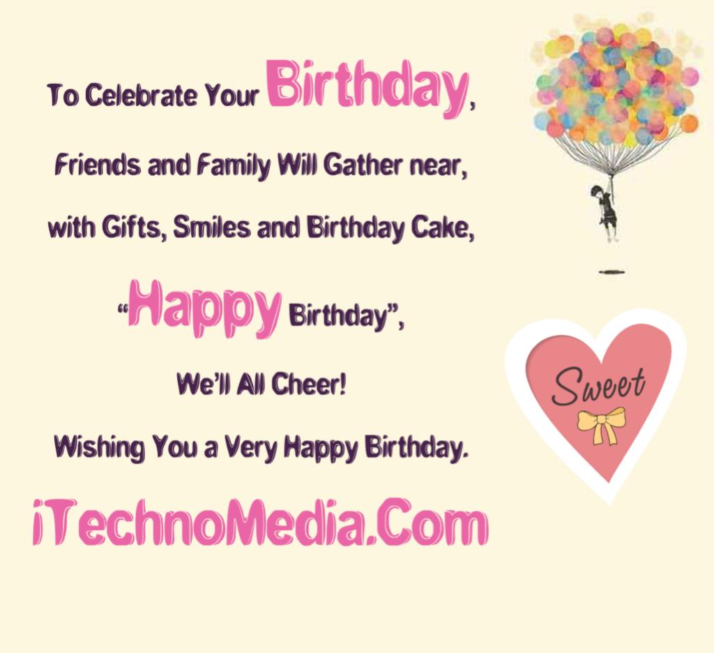 Online Happy Birthday 2014 Whatsapp Status Greetings Images