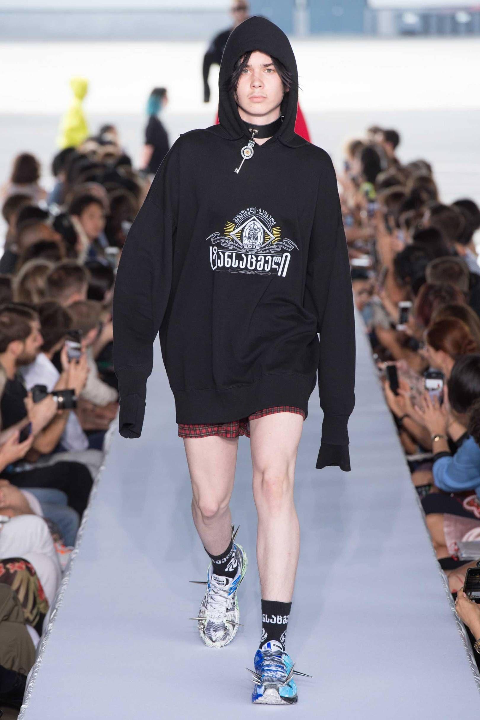 Vetements Spring/Summer 2019 Menswear | Menswear, Fashion ...