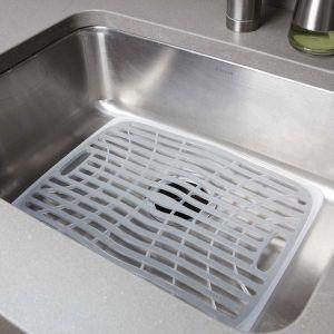 Farmhouse Kitchen Sink Mat Large Kitchen Sinks Sink Mats Kitchen Sink