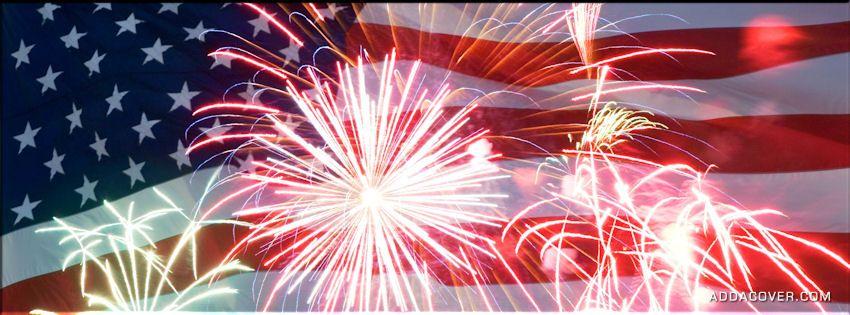 5 Spectacular Fireworks Facebook Cover Photo Free Website