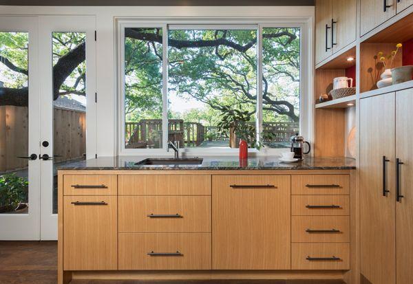 rift cut white oak cabinets cabinets matttroy. Black Bedroom Furniture Sets. Home Design Ideas