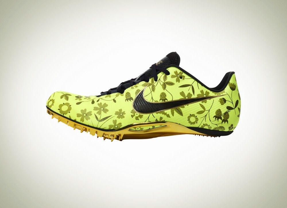 ade459fb8 Nike y Liberty lanzan su colección de tenis para atletismo diseñados para  la mujer