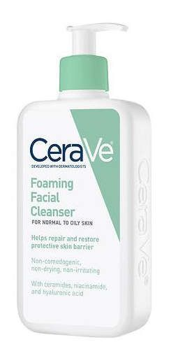 The Best Skin Care Products For Psoriasis According To Dermatologists Foaming Facial Cleanser Facial Cleanser Help Oily Skin