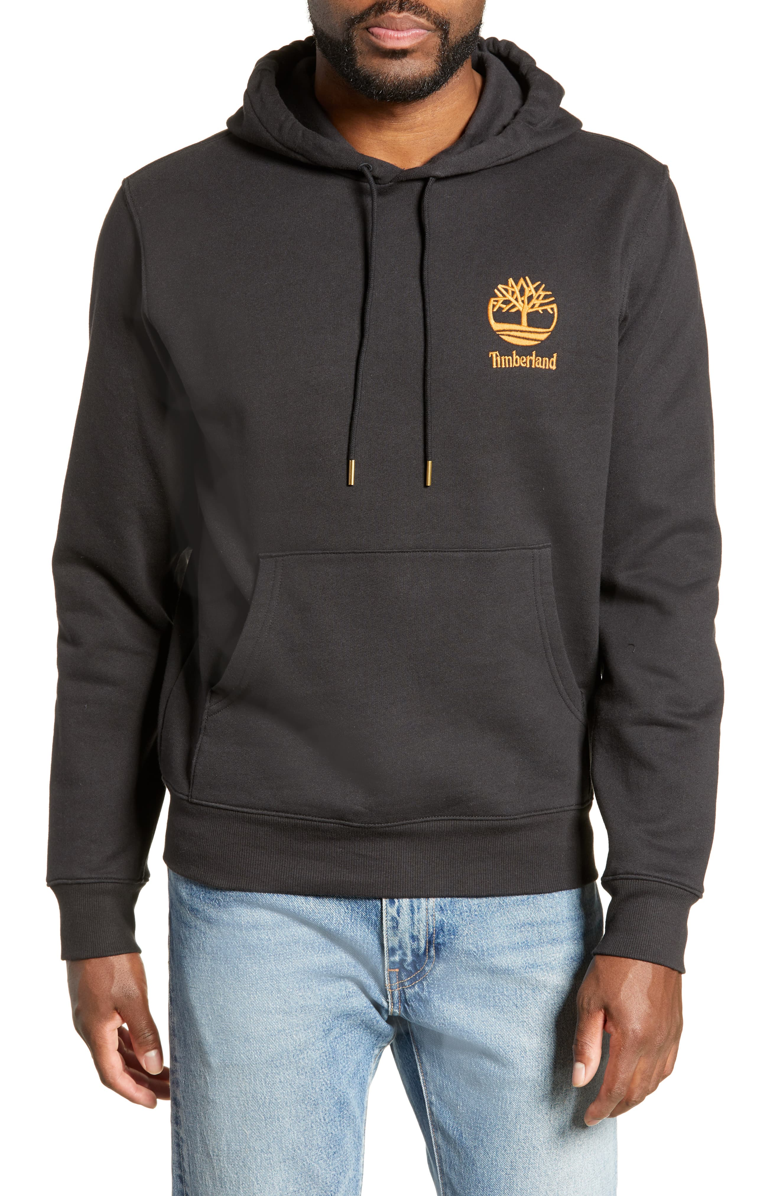 naprawdę wygodne sklep niezawodna jakość Men's Timberland Premium Logo Embroidery Hooded Sweatshirt ...