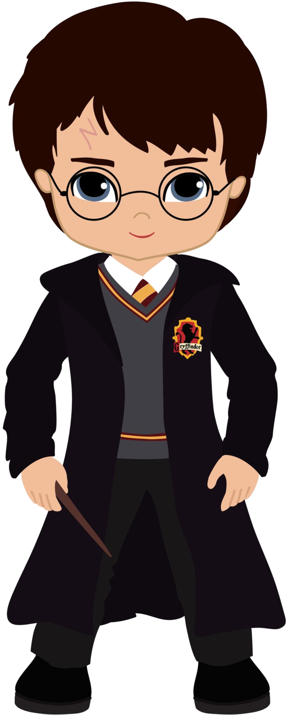 Our Printable Harry Potter Treasure Hunt Game Will Add A Magical Touch To Your Hp Party Can B Harry Potter Clip Art Harry Potter Cartoon Harry Potter Drawings