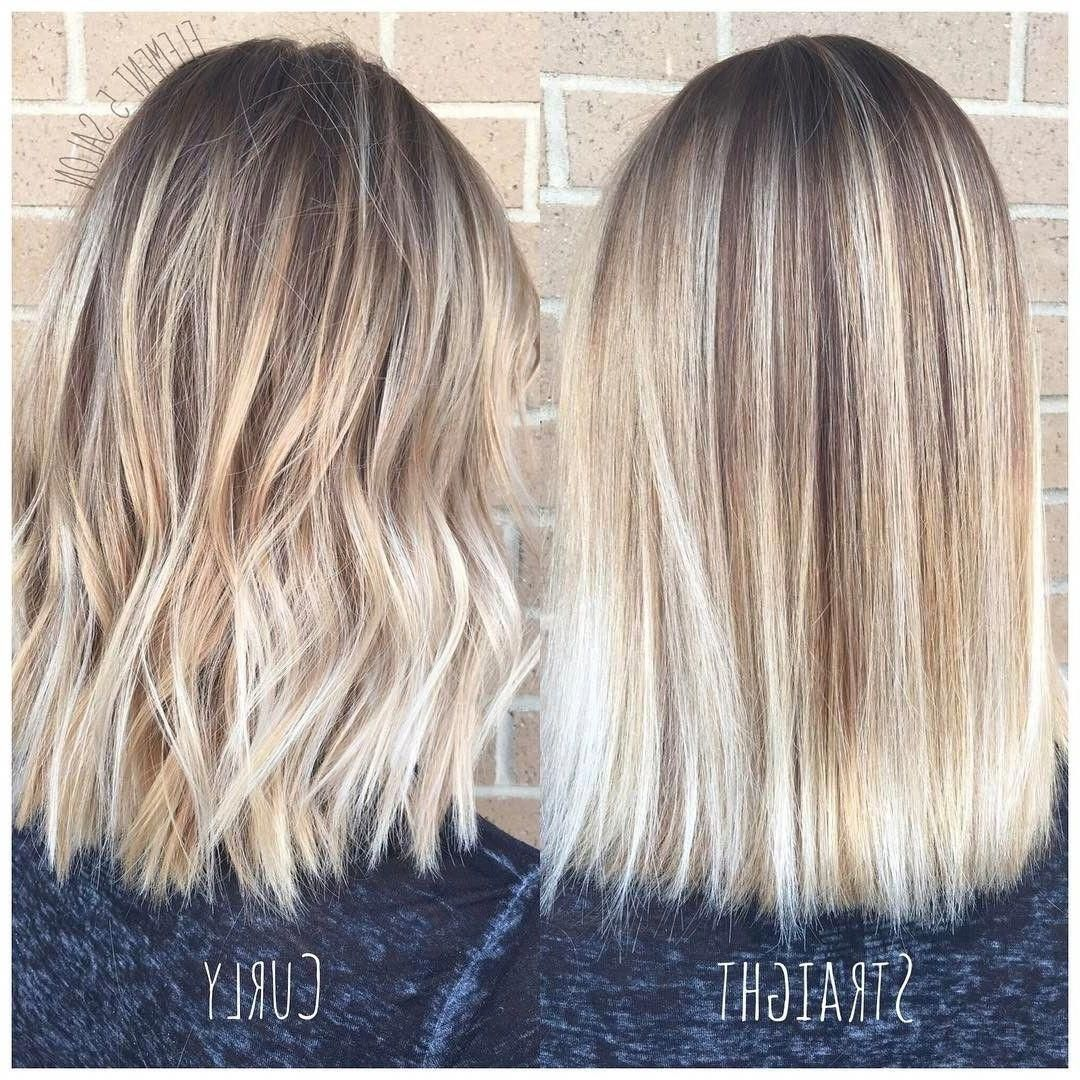 20 Blonde Balayage Ideas For Short Straight Hair Straight Short