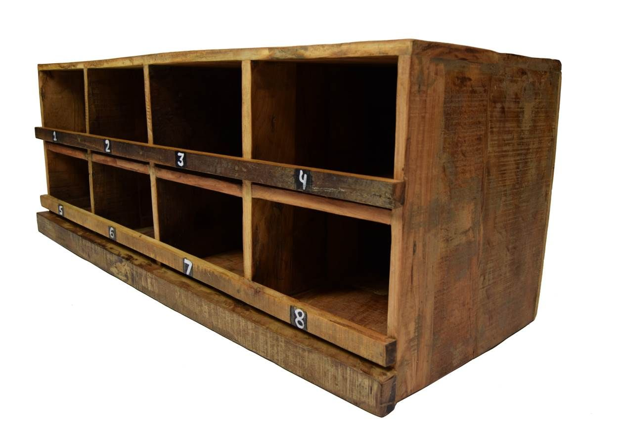 Vintage Schuhschrank Old Wood Shabby Chic | EINRICHTUNG | Pinterest ...