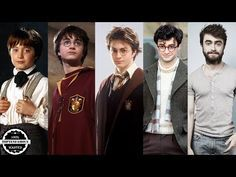 Harry Potter From 6 To 27 Years Old Youtube 27 Years Old Harry Potter Harry