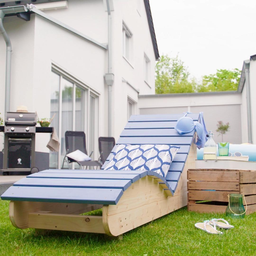 DIY Liege selber bauen – CREATE! by OBI
