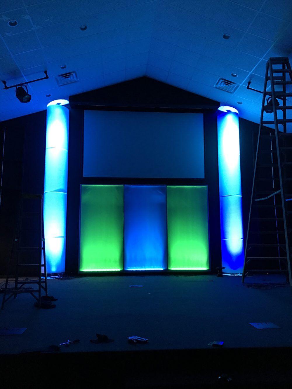 Lichtprojekte Lichtkonzept, Projekte und Objekt