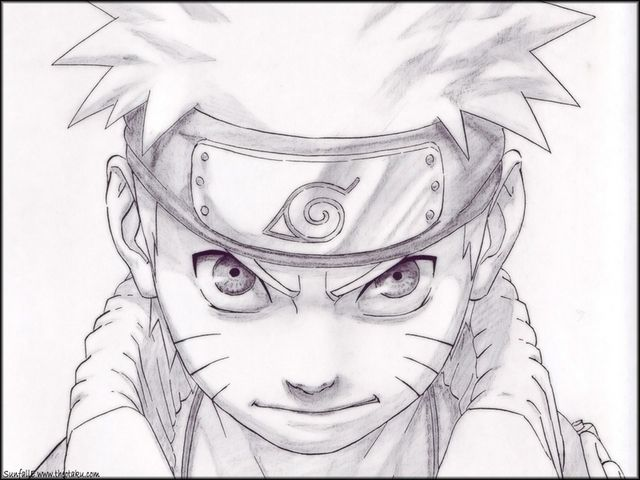 Naruto Drawings Google Search