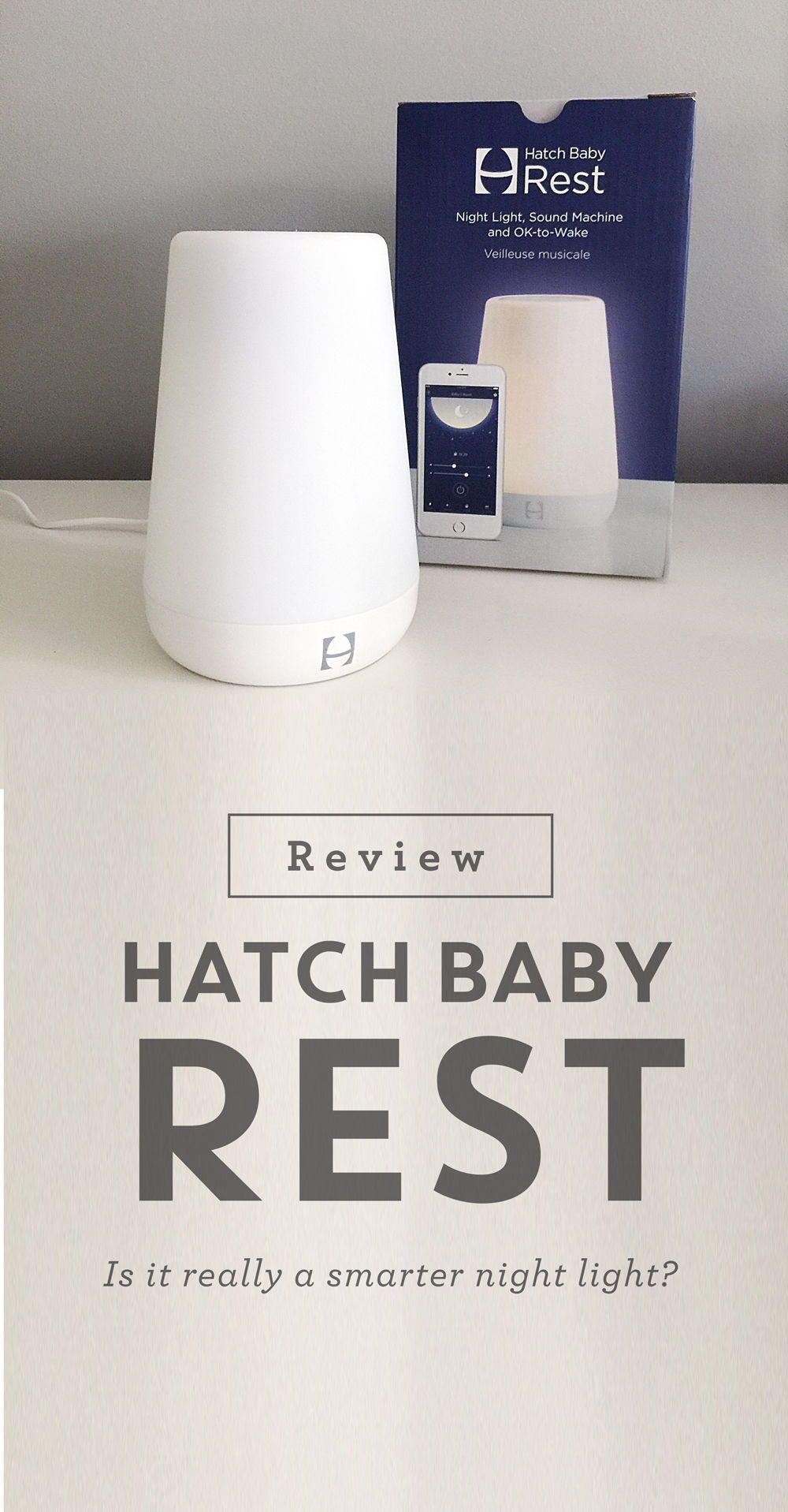 Photo of Hatch Rest Plus Review (and, how does it compare to the Rest?)
