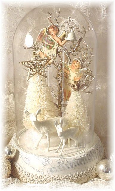 Wednesday, November 2011 White Wednesday And A Little Christmas   Every  Time A Bell Rings An Angel Gets Its Wings
