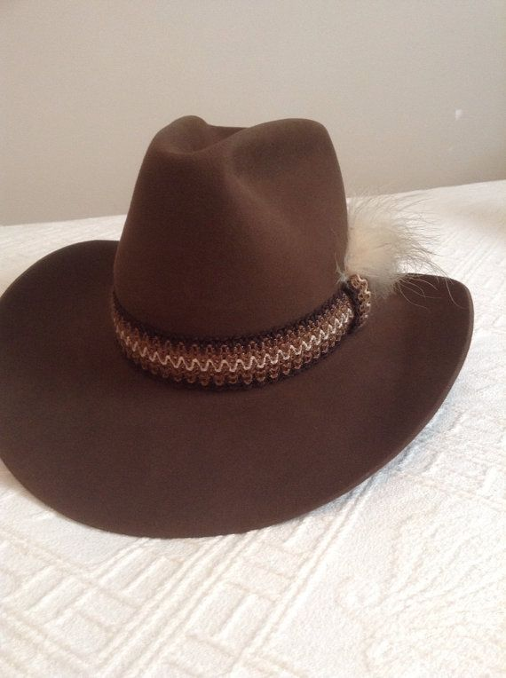 948be6723e548 Resistol Stagecoach Man s Cowboy Hat   Brown Cordova Western Hat ...