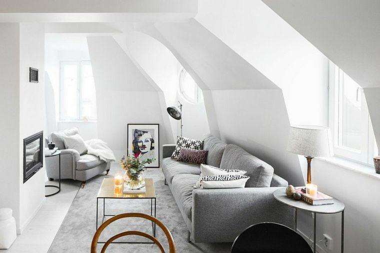 Deco Petit Espace Salon