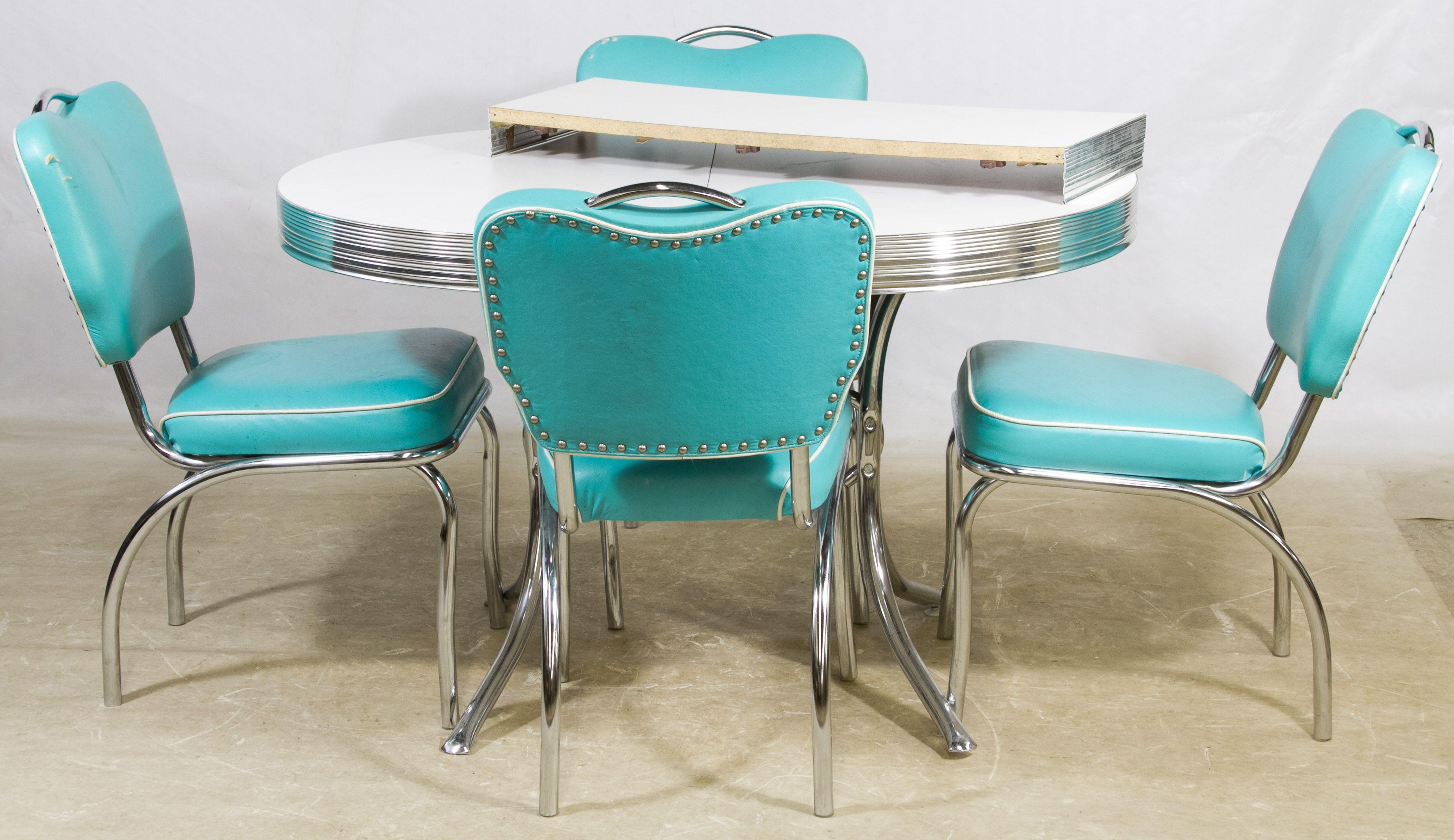 Wunderbar Mitte Des Jahrhunderts Moderne Küche, Tisch Und Stühle Bild Mitte   Mid  Century Kitchen Chairs