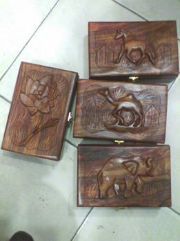 Wooden Jewelry Box Sillanwali Pakistan House Of Wooden Handicrafts