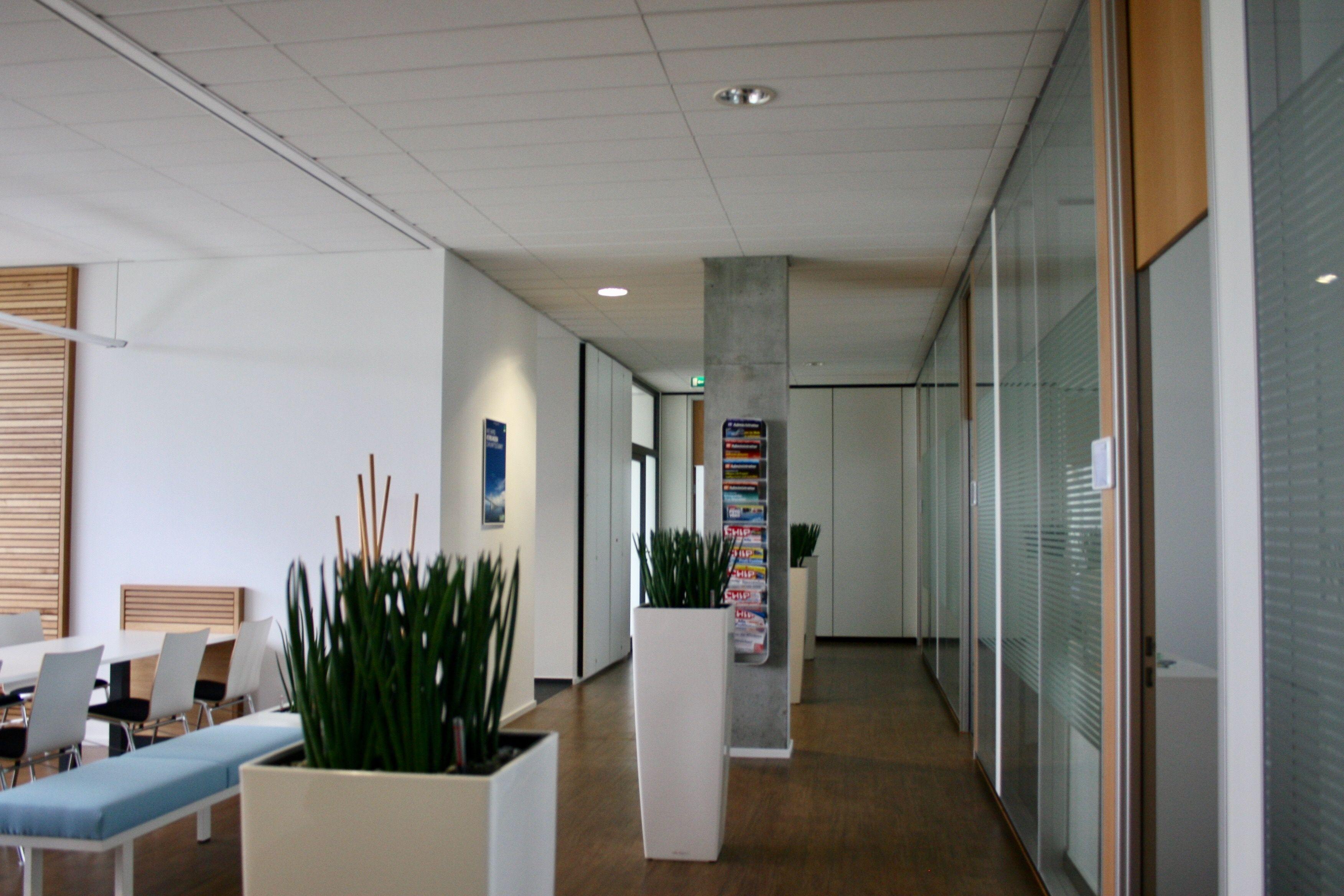 Büroeinrichtung by kühnle\'waiko #office #furniture #workspace ...