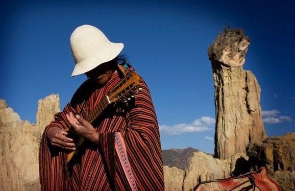 De Boliviaanse bevolking