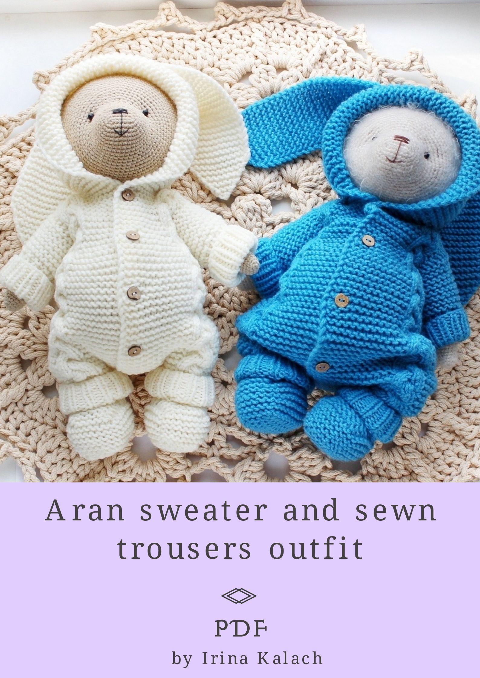 PATTERN Crochet Teddy bear. PATTERN Amigurumi Teddy bear. PATTERN Teddy Bears Outfits
