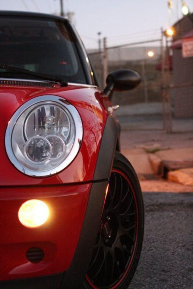 Sharp Cooper S Mini Coopers Love Car Automobile Motor