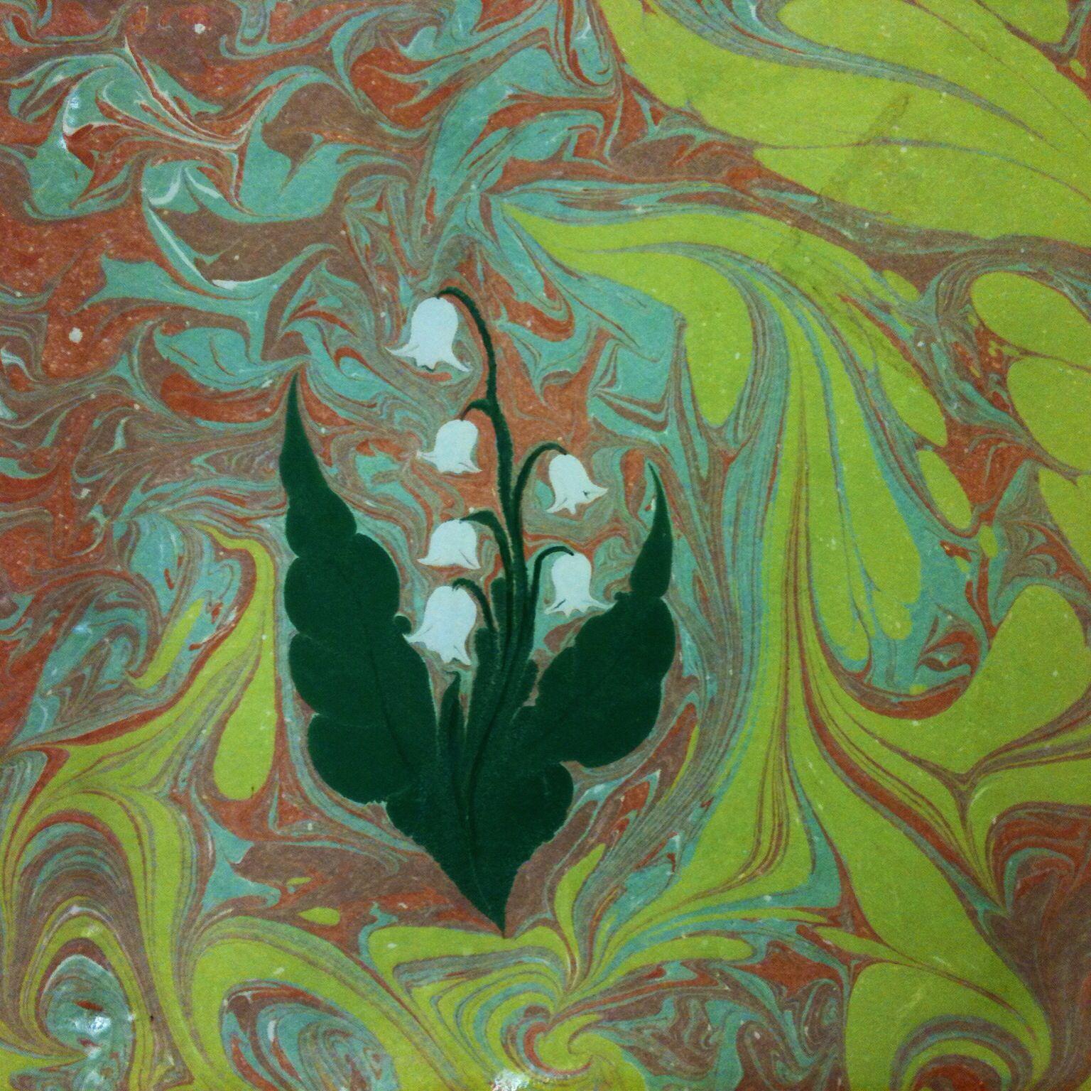Müge çiçeği. | ART: FLORAL/BOTANICAL | Pinterest | Ebru art, Art ...