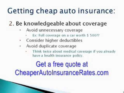 Geico Quotes Car Insurance Geico How To Get Car Insurance Cheape  Watch Video .