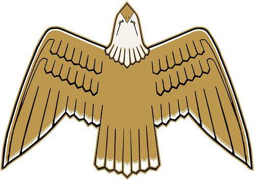 Golden Eagle Graphic Jeep Golden Eagle Jeep Decals Golden Eagle