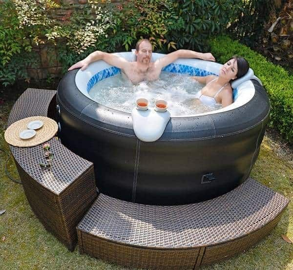 15 Most Affordable And Reliable Inflatable Hot Tub Ideas Inflatable Hot Tubs Hot Tub Backyard Hot Tub Reviews