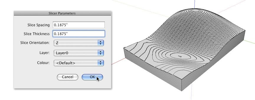 Automatically Slice Your 3d Model For Lasercutting Free Plugins