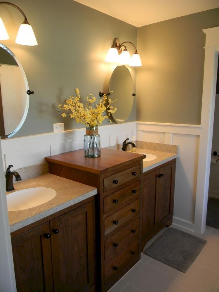Gorgeous Small Bathroom Vanities Design Ideas