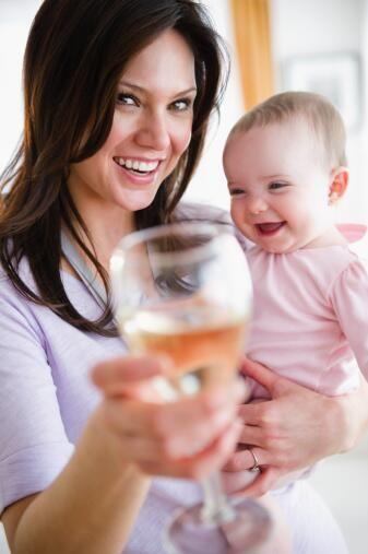 Milkscreen Test for Alcohol in Breast Milk (8 Test Strips