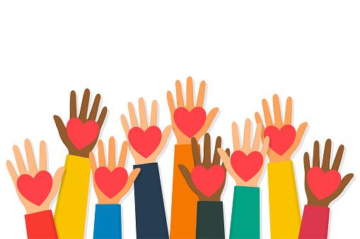 Happy National Volunteer Week! in 2020 Charity