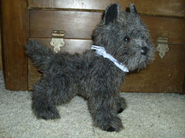 Wizard Of Oz Cairn Terrier Toto Plush Hunde