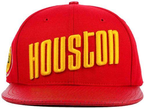 sports shoes aa016 6d745 Houston Rockets NBA Premium Strapback Hat Hats | Sports Gear ...