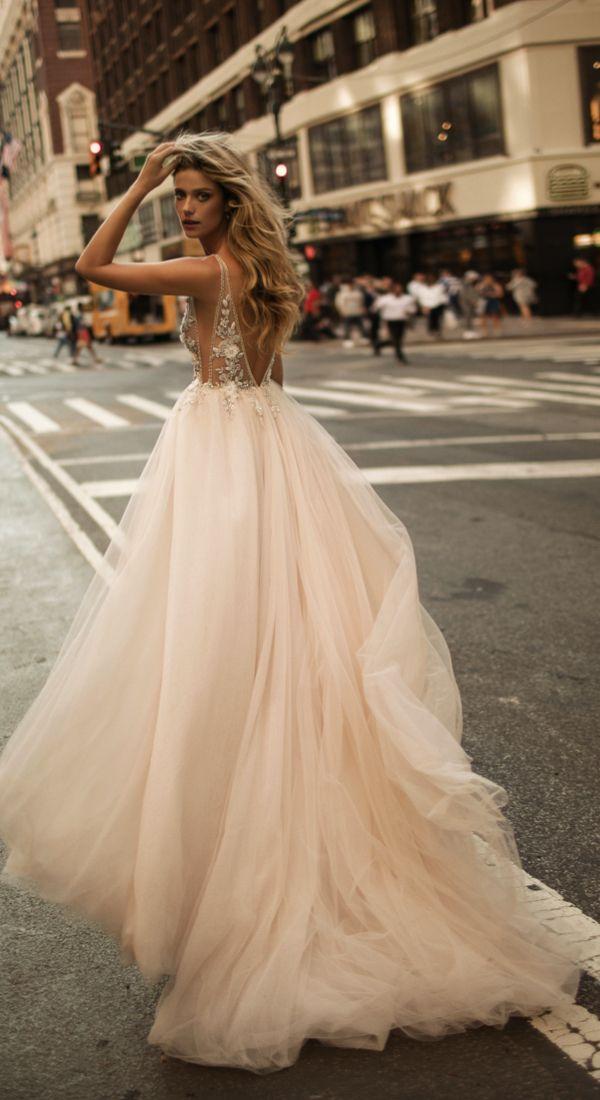 The Stunning Berta 2017 Fall Winter Wedding Dresses