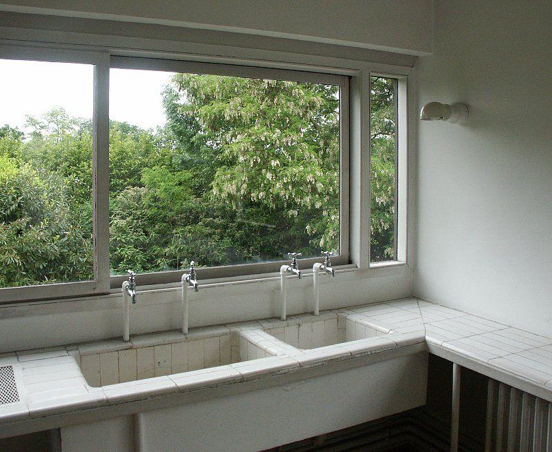 Le Corbusier, Villa Savoye | Athens apartment, Le ...Villa Savoye Kitchen