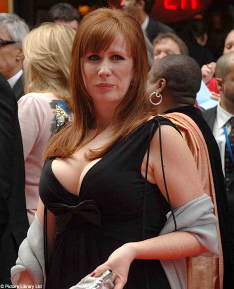 Catherine tate breast size