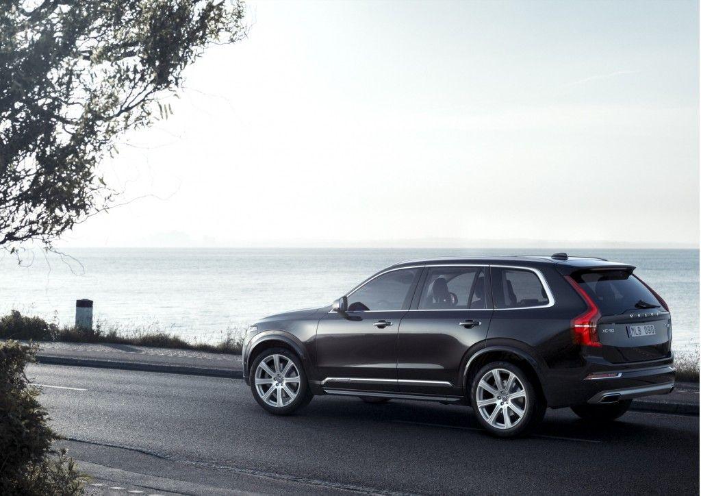 Parkway Volvo New Volvo Dealership In Wilmington Nc 28405 Volvo Xc90 Volvo Xc90 2015 Volvo