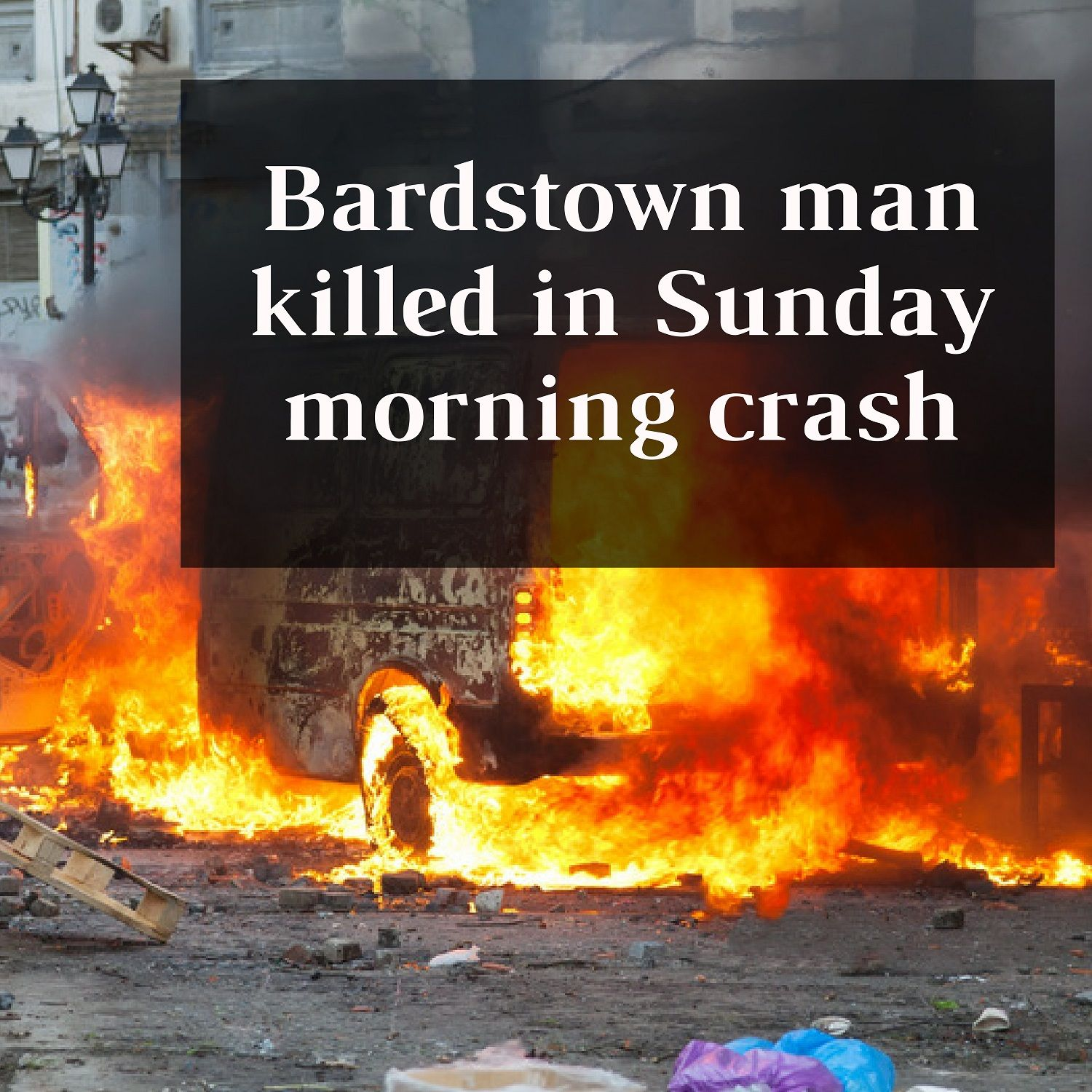 A vehicle accident killed a man (Tyler Kays, 24 years old) last Sunday morning in Bardstown, KY. #AutoAccidentLawyer #AutoAccidentAttorneyinKentucky
