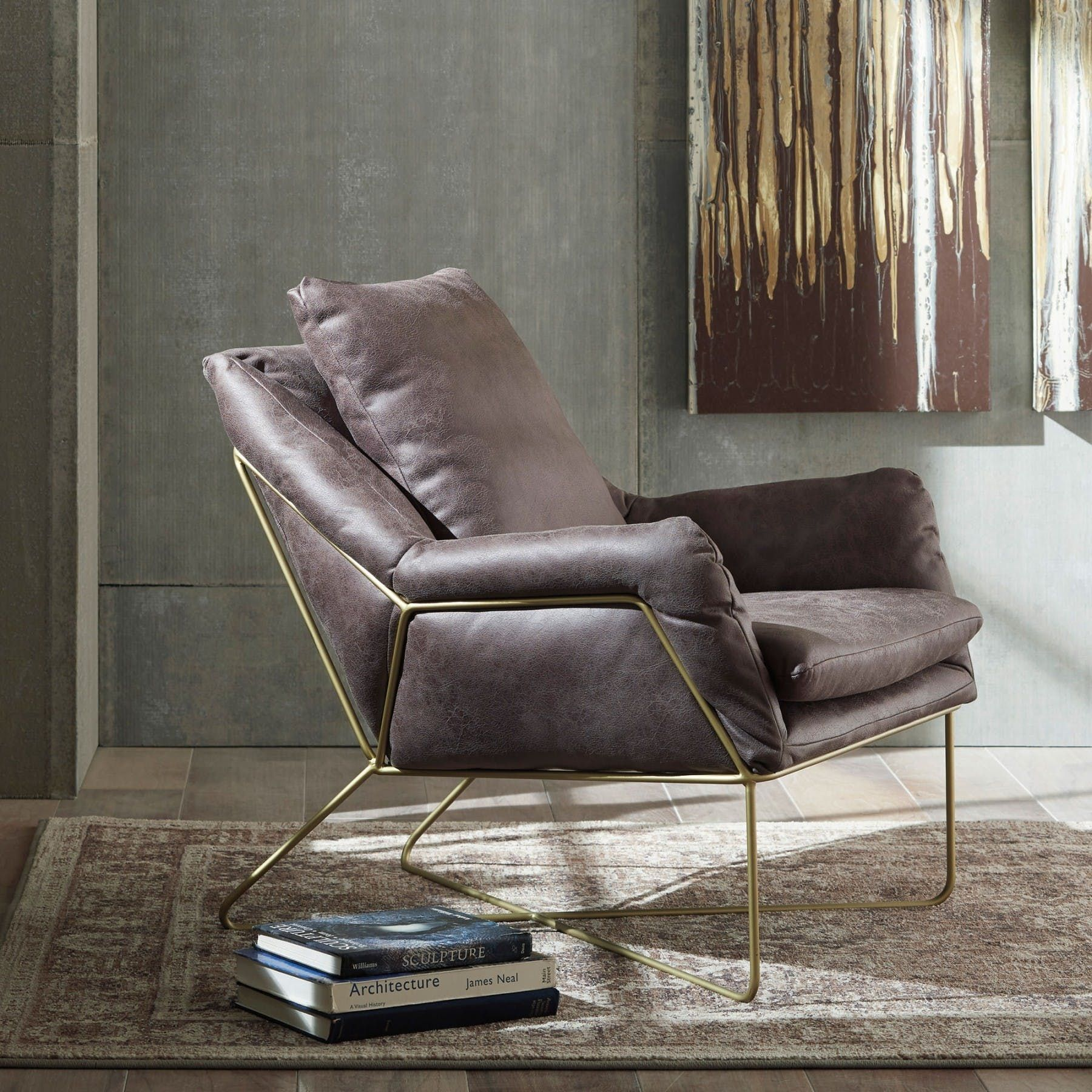Crosshaven Accent Chair Bernie Phyl S Furniture By Ashley