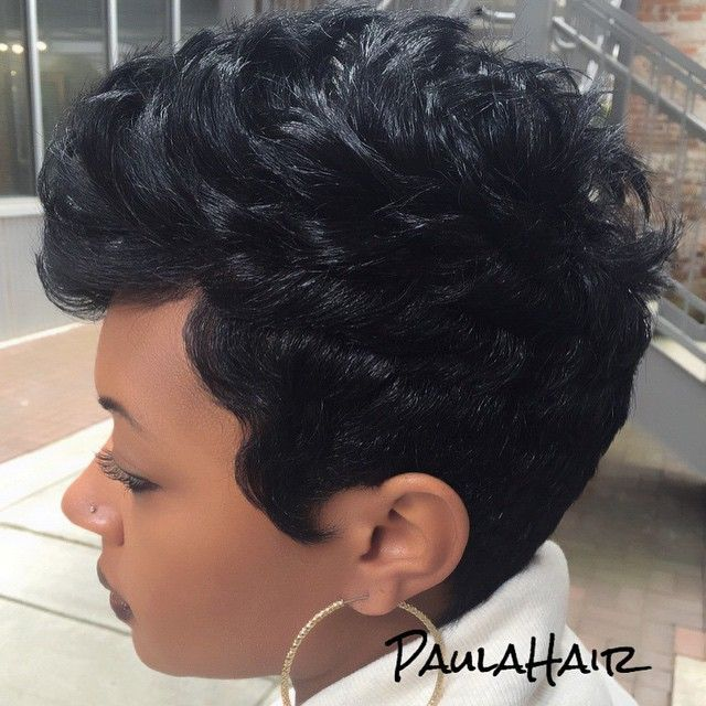 Black Teenage Girl Hairstyles 2018 With Short Hair Short