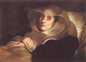 Resultado de imagen de sofonisba anguissola ultimo autorretrato