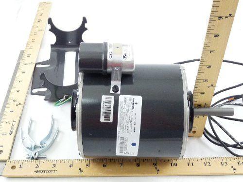 K55hxjzg3124 copeland emerson 1 2 hp 460v 1 ph 1100 for Compressor fan motor replacement