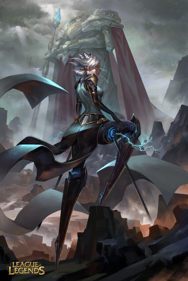 Camille League Of Legends