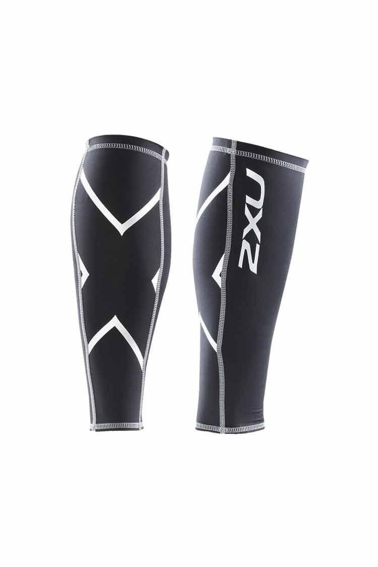 Blackblack compression calf sleeves compression calf
