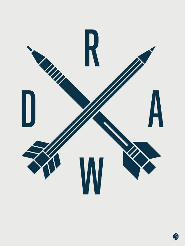 DRAW - Print - The Christopher David Ryan Experience